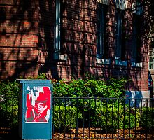 Street Art by Ashley Hirst