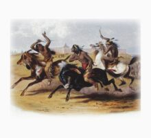 Karl Bodner – Horse Racing of the Sioux by William Martin
