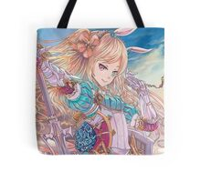 Force of Will - Alice, the Valkyrie of Fairy Tales Tote Bag