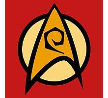 Star Trek TOS, Engineering Photographic Print