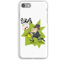 Ska rythm! iPhone Case/Skin