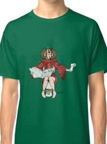 Queen Amidala at home! Classic T-Shirt