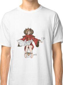Queen Amidala at home! Classic T-Shirt