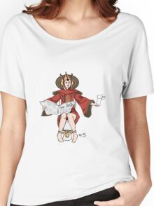 Queen Amidala at home! Women's Relaxed Fit T-Shirt