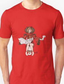 Queen Amidala at home! Unisex T-Shirt