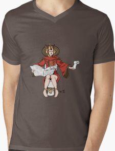 Queen Amidala at home! Mens V-Neck T-Shirt