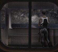 ...The Mocking Milky Way by GolemAura