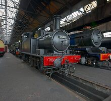Steam Locomotives by Simon Lawrence