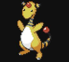 Pixel Ampharos by Flaaffy