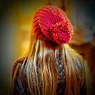 golden hair by borjoz