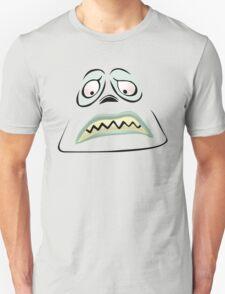 The Mayor of Halloweentown - Fretting Side T-Shirt