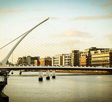 Samuel Beckett Bridge  by DanButlerPhoto