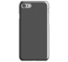 Silver Triangular Screen Pattern iPhone Case/Skin
