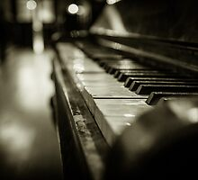 Piano by DanButlerPhoto