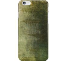 Grungy Pine Forest iPhone Case/Skin