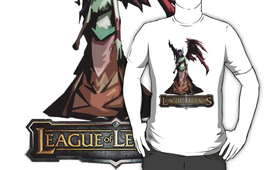 League of Legends - Morgana (old logo) by falcon333