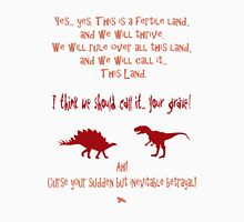 curse your sudden but inevitable betrayal, firefly, red T-Shirt