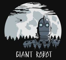 Giant Robot Kids Tee