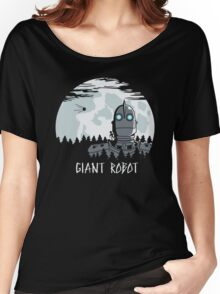 Giant Robot Women's Relaxed Fit T-Shirt