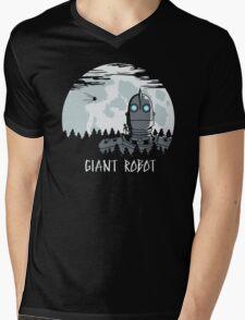 Giant Robot Mens V-Neck T-Shirt