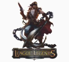 League of Legends - Gangplank (old logo) by falcon333