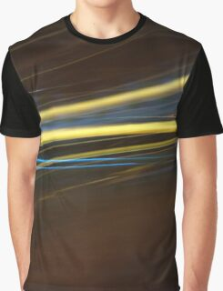 Y Blurred linese Graphic T-Shirt