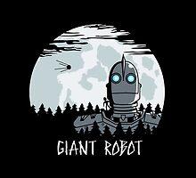 Giant Robot by piercek26