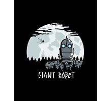 Giant Robot Photographic Print