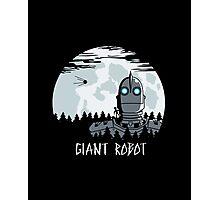 Giant Robot Photographic Print