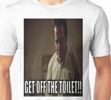 Get Off The Toilet (Breaking Bad)  Unisex T-Shirt