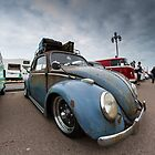 Slammed VW Beetle by willgudgeon