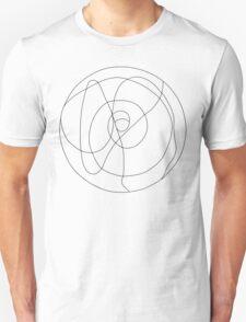 Fiesta Mandala Color-Your-Own T-Shirt T-Shirt