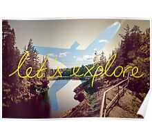 Let's Explore: Vuoksi Dawn  Poster