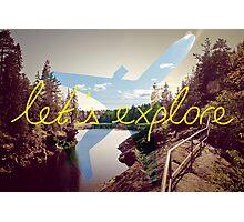 Let's Explore: Vuoksi Dawn  Photographic Print