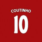 Liverpool - Coutinho (10) by Thomas Stock