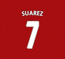 Liverpool - Suarez (7) by ThomasCainStock