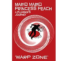 Warp Zone Photographic Print