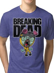 Breaking Dead - Walter White is a zombie! Tri-blend T-Shirt