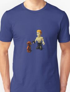 Move and the Teddy gets it! T-Shirt