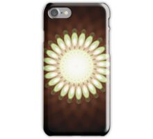 Digital Daisy in Abstract iPhone Case/Skin
