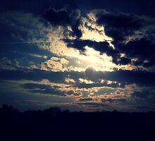 Angry Sky by darkishcloud