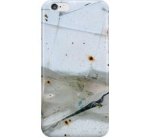 Cracked and Rusty Glass iPhone Case/Skin