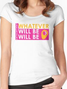 Zelos Quote Shirt Women's Fitted Scoop T-Shirt