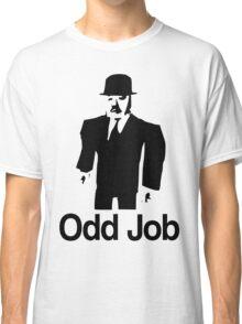 Odd Job from Goldeneye Shirt & Sticker Classic T-Shirt