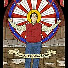 Fields of Santorum by Bas van Oerle