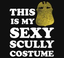 This Is My Sexy Scully Costume by Look Human