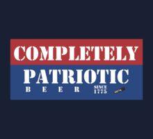 Completely Patriotic Beer GTA V by Mynameisparrish