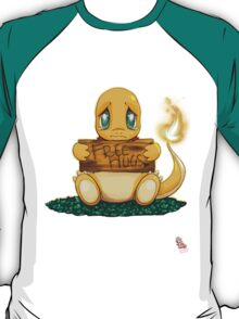 Charmander Free Hugs T-Shirt