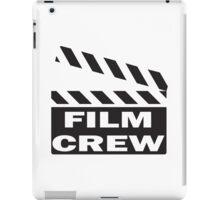Film Crew iPad Case/Skin