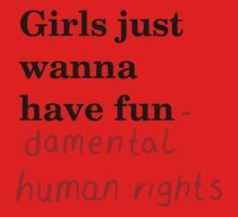 Fundamental human rights Kids Clothes